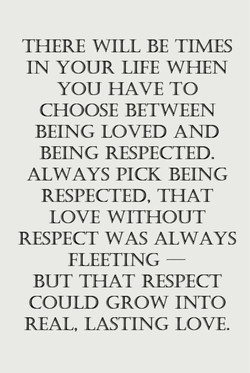 THERE WILL BE TIMES 