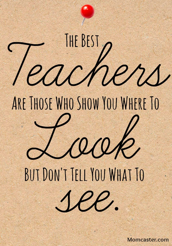 Quotes about Appreciating teachers (26 quotes)