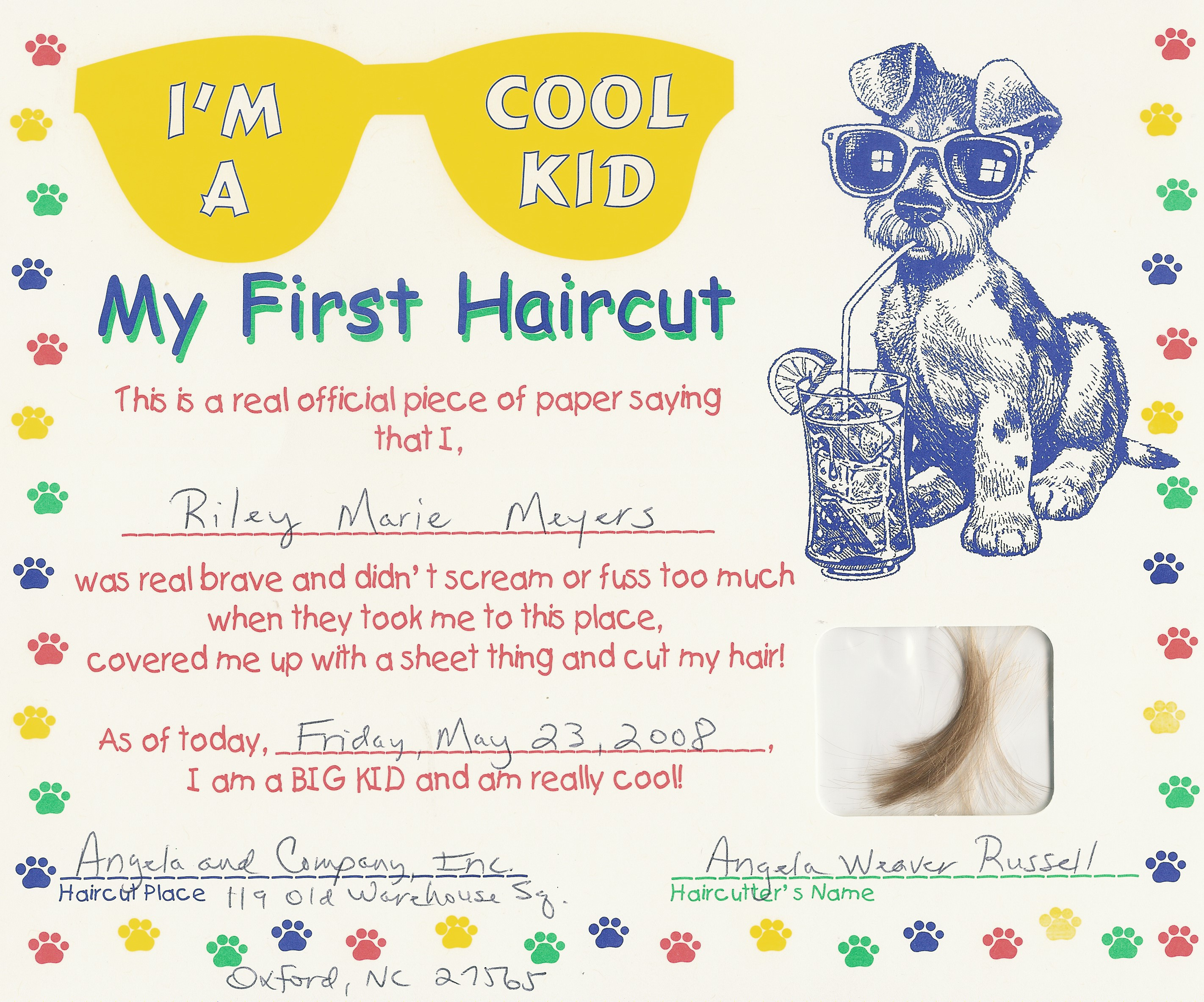 Quotes About First Haircut 17 Quotes