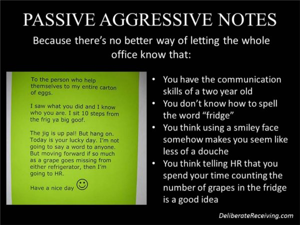 Quotes About Passive Aggressive 49 Quotes