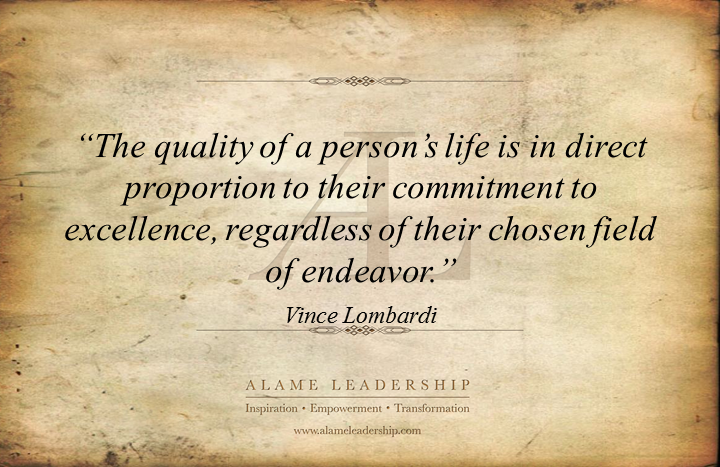 Quotes about Excellence (910 quotes)