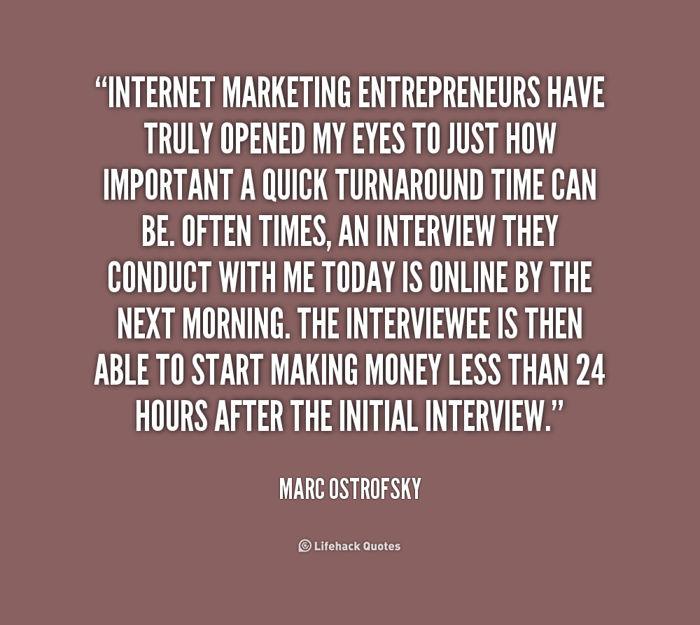 Internet Quotes Quotes About Internet Marketing 22 Quotes