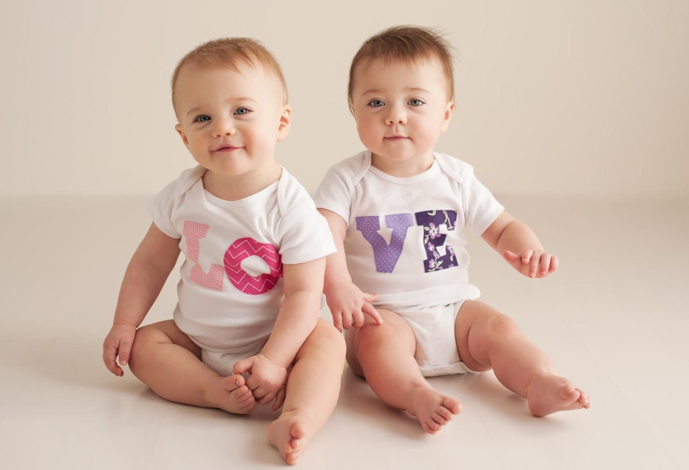 близняшки и двойняшки - 12
