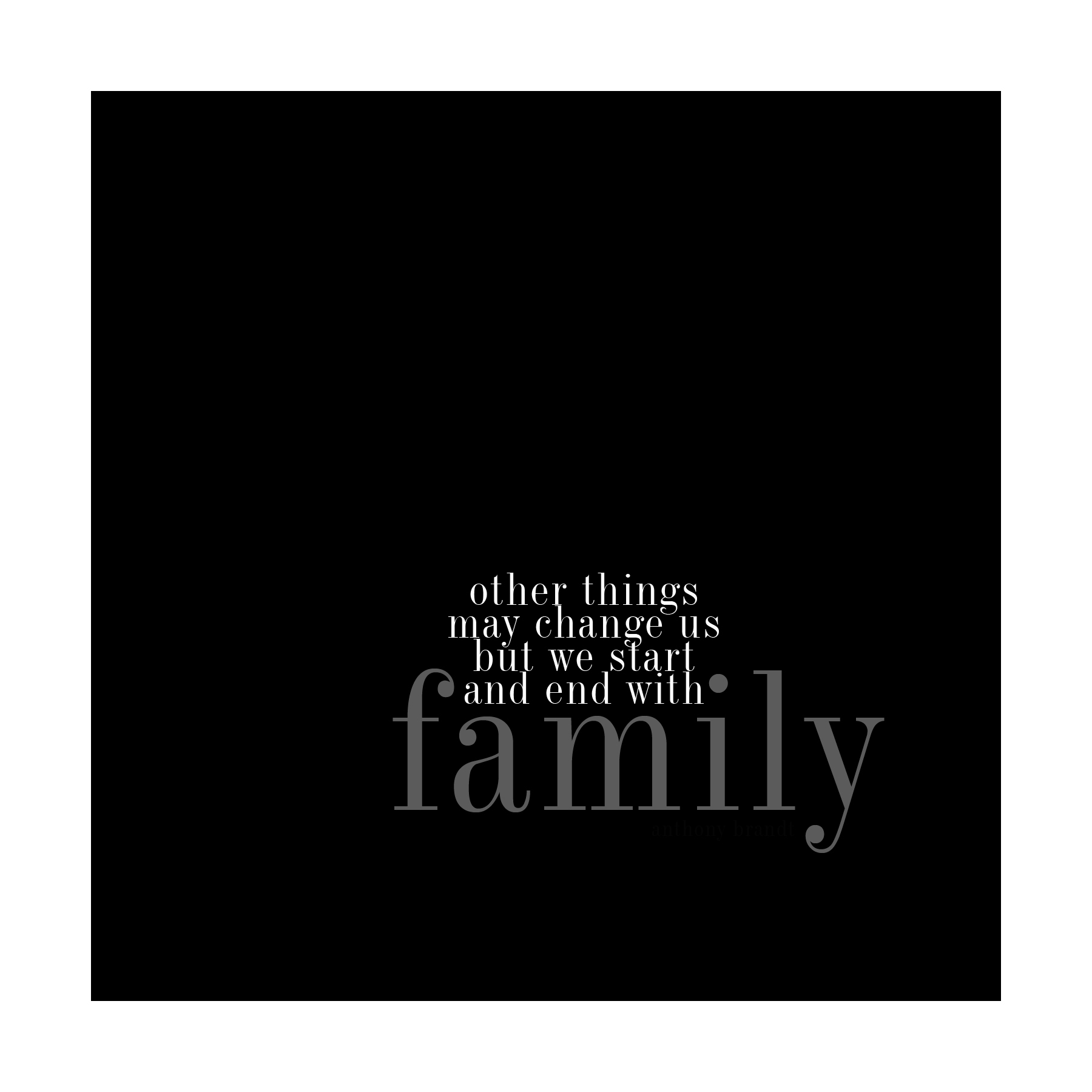 Quotes about Family Background (4 quotes)