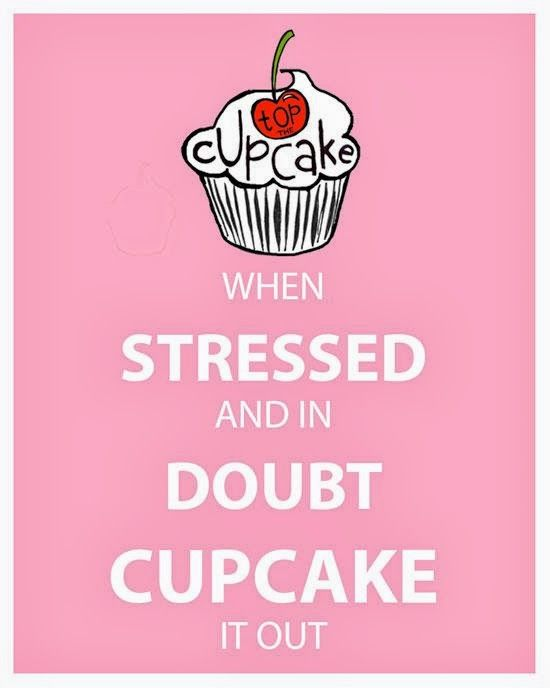 Quotes about Chocolate cupcakes (26 quotes)