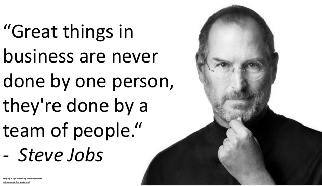 business 302 steve jobs 7 steve jobs quotes on business, technology, and life apple co-founder steve jobs left behind any number of memorable quotes on life and work here are a few that we think well-illustrate his mindset, his goals and his philosophy.
