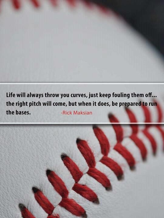 Quotes About Baseball Love 60 Quotes Classy Baseball Love Quotes