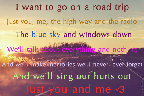 Quotes About Road Trip 93 Quotes