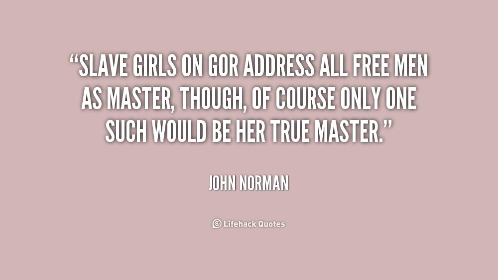 Quotes about Gorean (13 quotes)