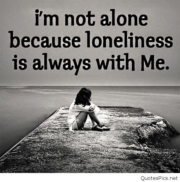 feeling alone boy wallpapers with quotes in hindi