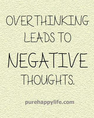 Quotes About Negative Thinking 82 Quotes