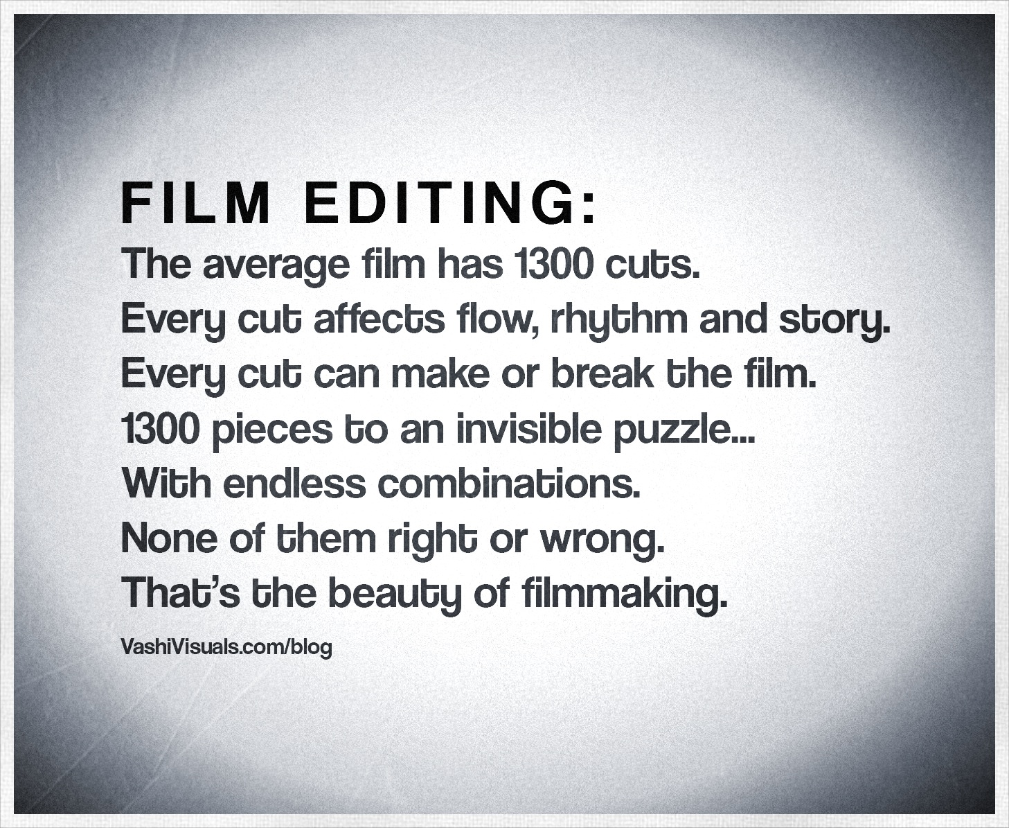 quotes about video editing quotes