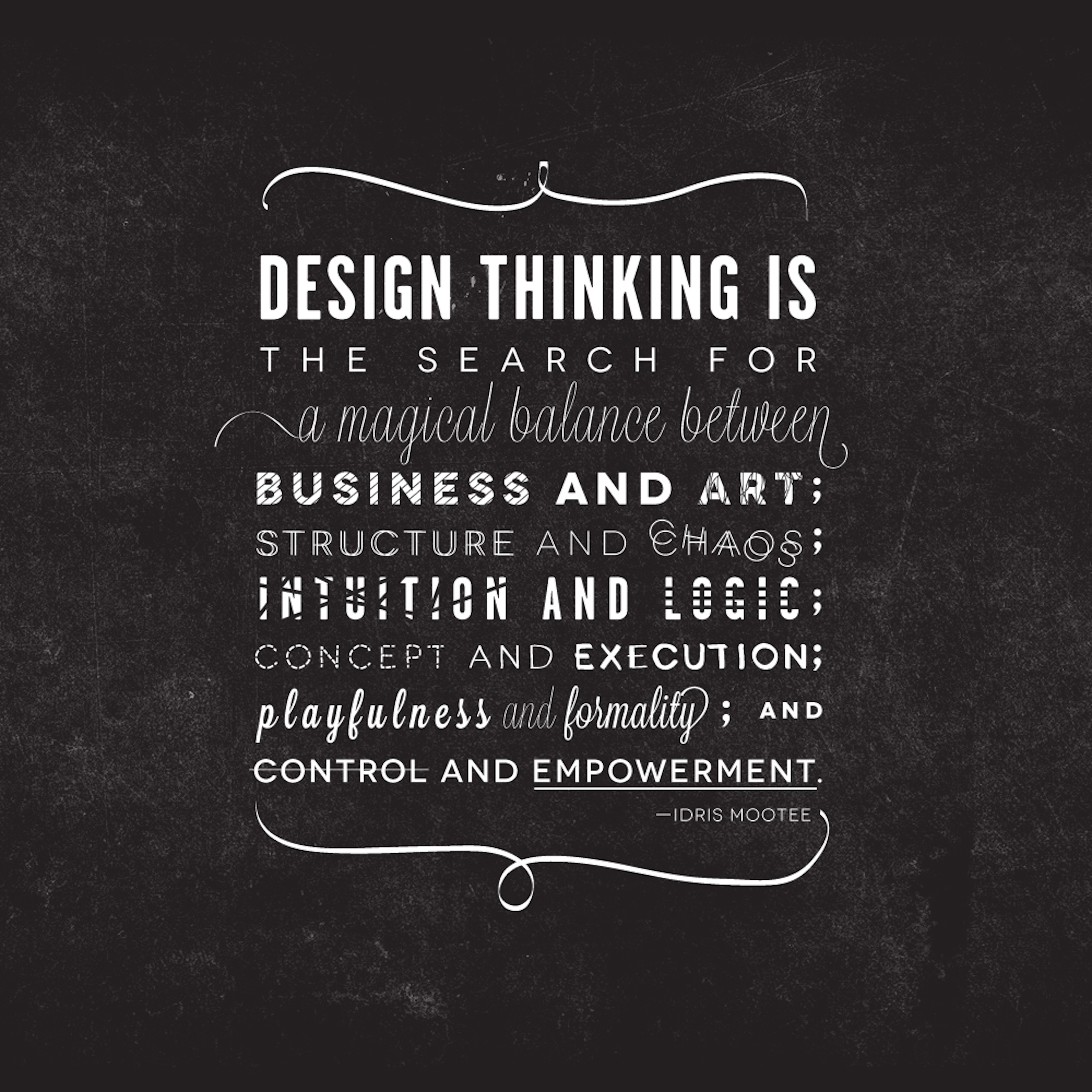 Quotes about Design thinking (49 quotes)