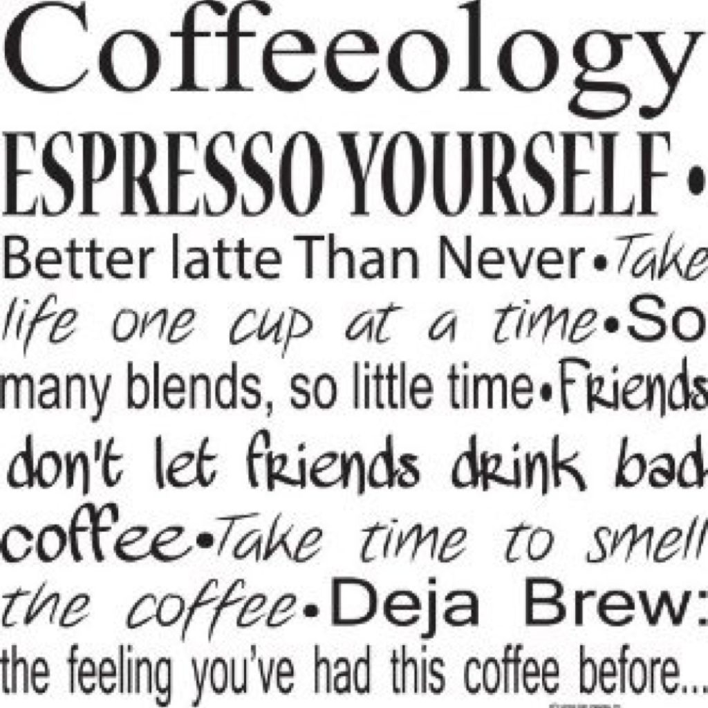 quotes about coffee and love quotes