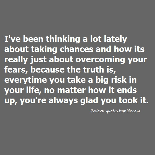 Quotes About Life Risk Taking 52 Quotes
