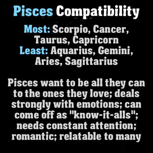 PISCES AND GEMINI COMPATIBILITY FRIENDSHIP - Pisces