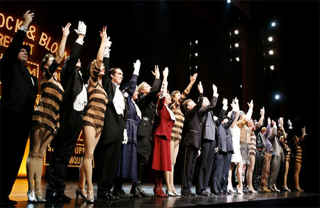 Quotes About Curtain Call 31