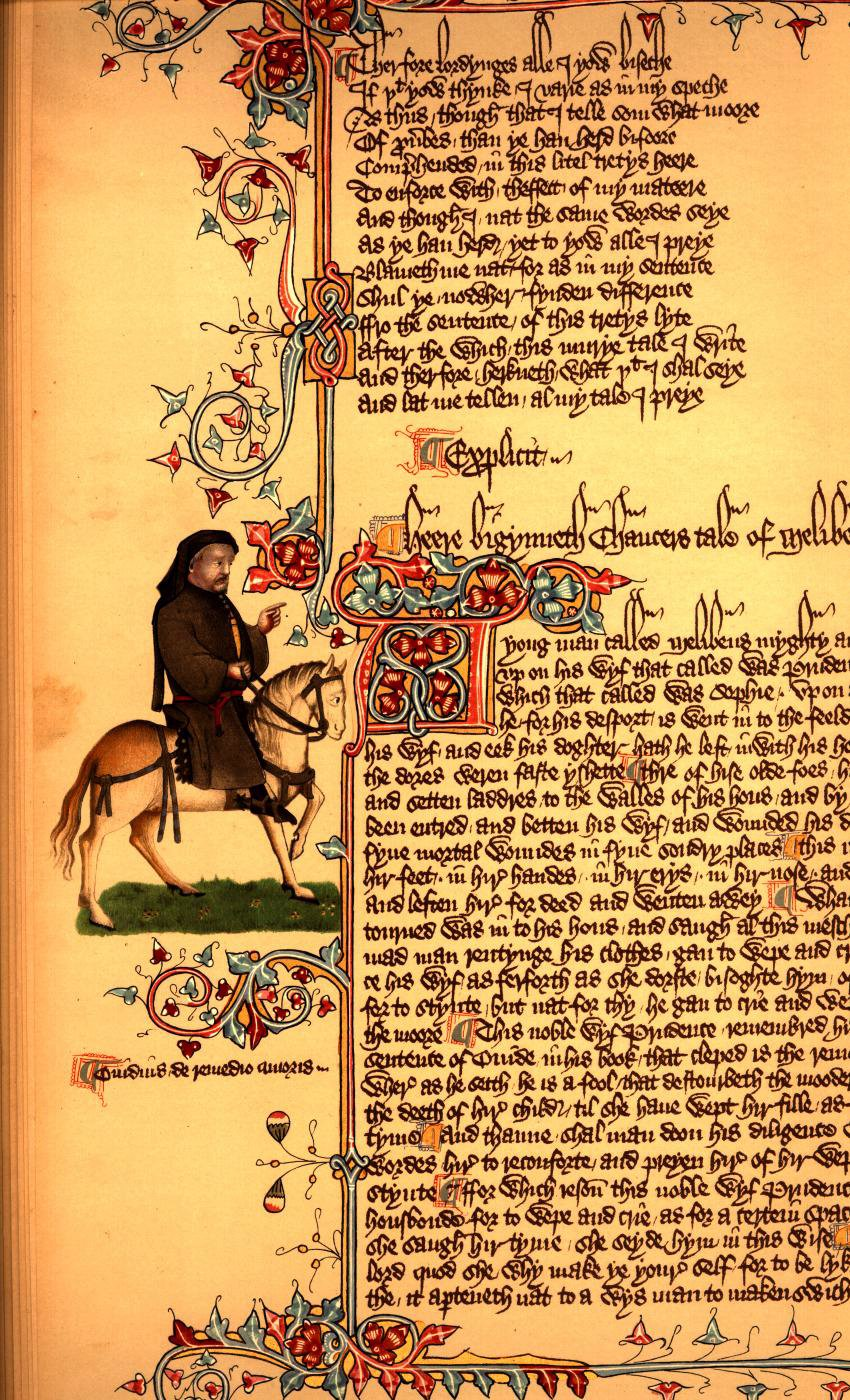 an analysis of the clerks tale in the canterbury tales A quick-reference summary: the canterbury tales on a single page the canterbury tales: detailed summary & analysis in-depth summary and analysis of every section of the canterbury tales.
