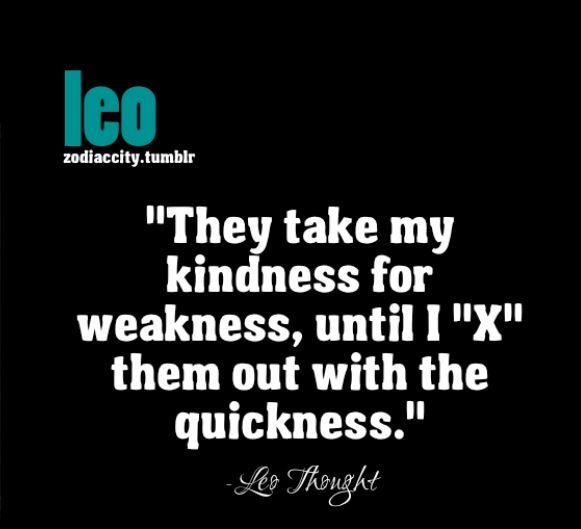 Quotes About Leo Personality 25 Quotes