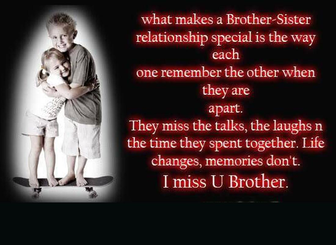 Quotes About Brother Relationship 48 Quotes