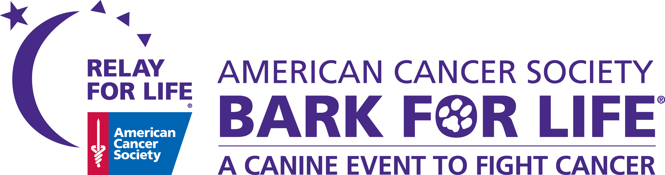 RELAY FOR LIFE American Cancer Society AMERICAN CANCER SOCIETY BARK FOR LIFE  A CANINE EVENT TO FIGHT CANCER