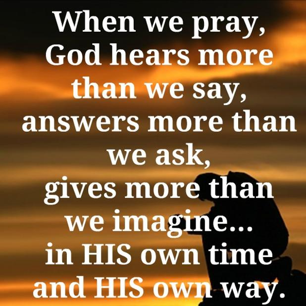 Quotes about Praying To God (124 quotes)