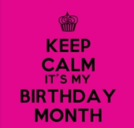 Awesome Quotes About My Birthday Month 19 Quotes Personalised Birthday Cards Veneteletsinfo