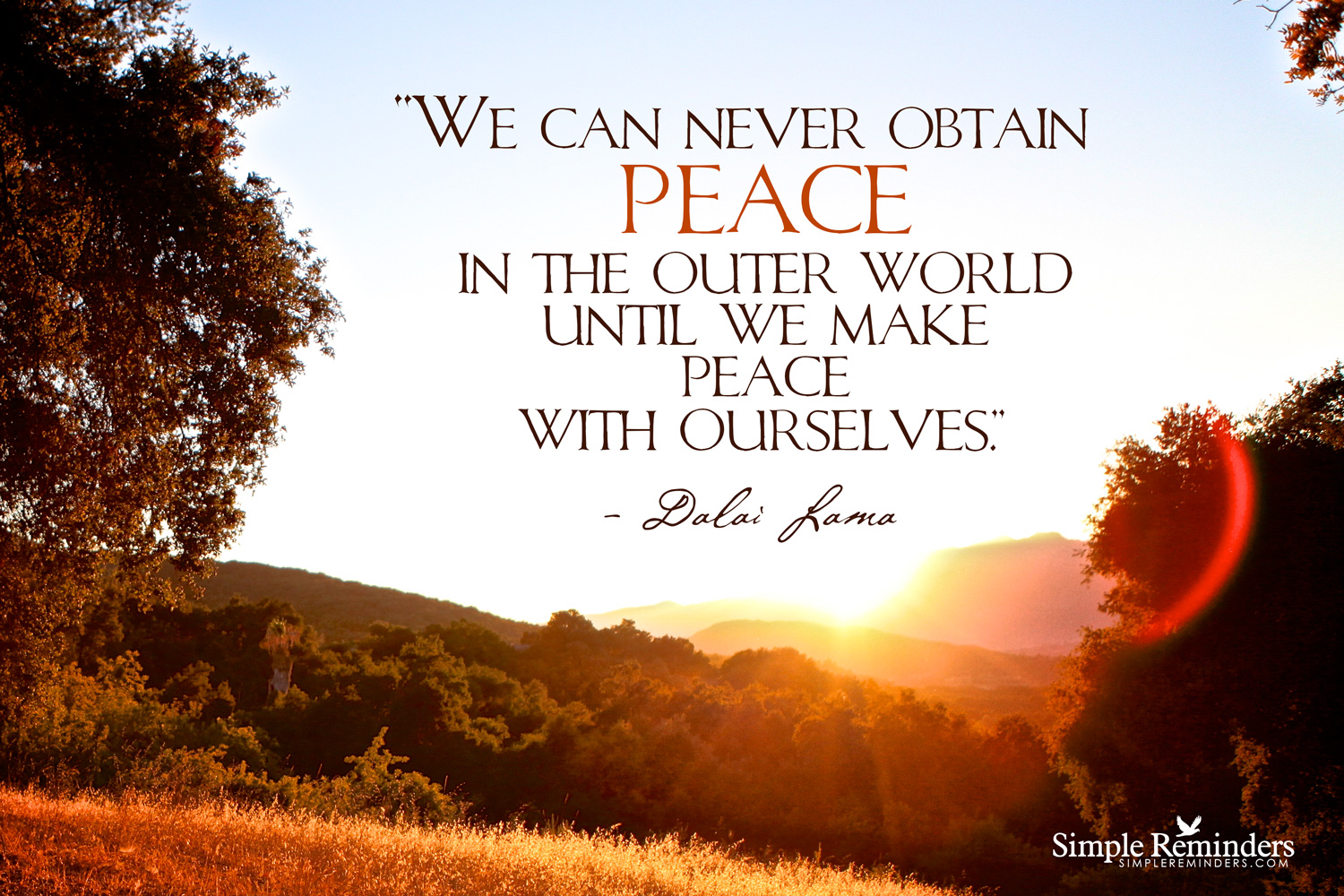 Quotes About Peace World 494 Quotes