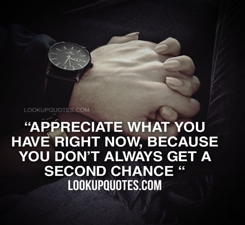 Quotes About Appreciating Now 46 Quotes