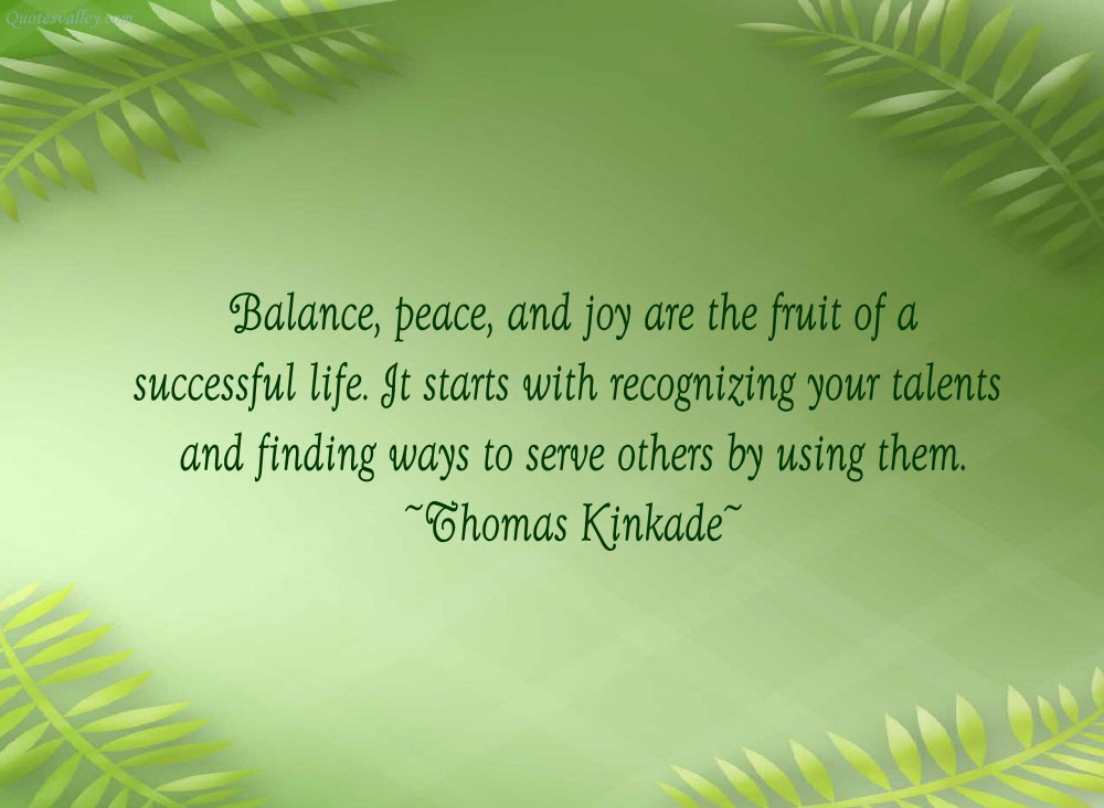 Quotes about Balance In Life 216