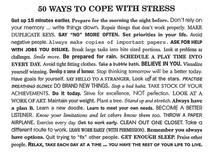 quotes about dealing stress quotes  weebly com