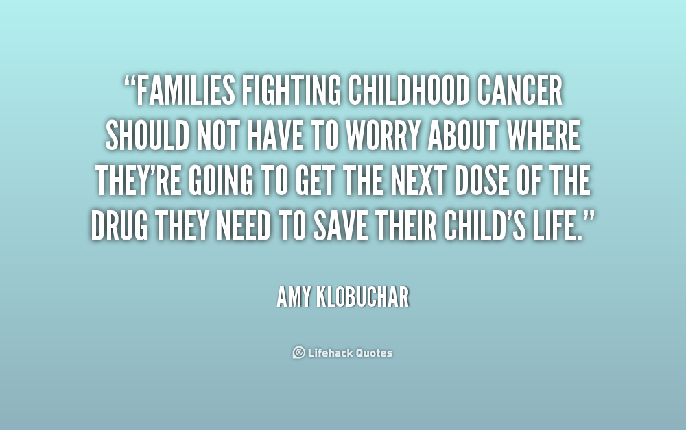 Quotes about Mom having cancer 21 quotes