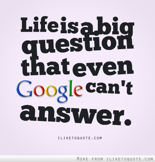 Quotes About Answers Are Questions 119 Quotes