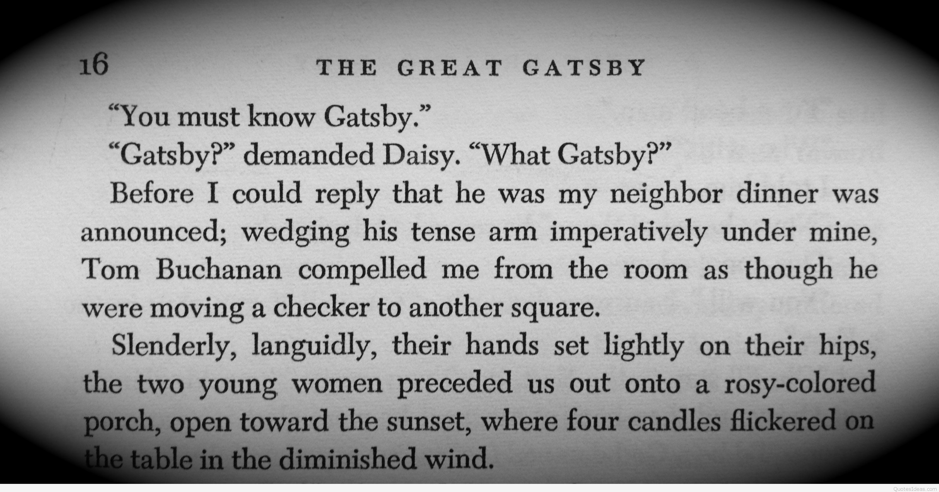 Quotes about Great gatsby 79 quotes