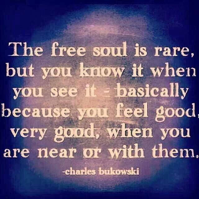 Quotes About Free Soul 111 Quotes