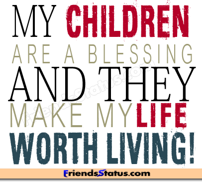 Quotes About I Love My Children