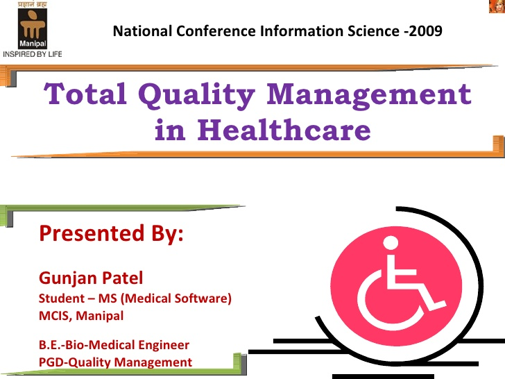 a research on total quality management Total quality management is an enhancement to the traditional way of doing business it is a proven technique to guarantee survival in world‑class competition.