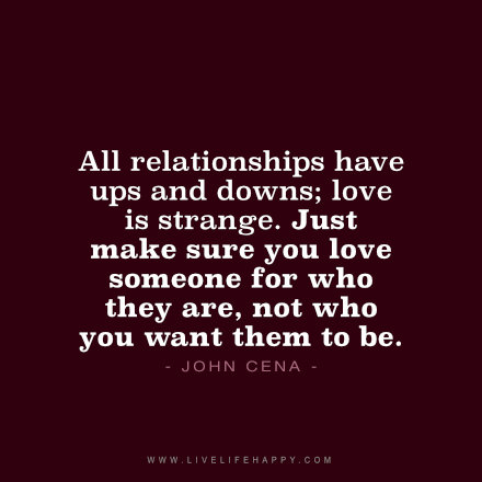 Quotes About Marriage Ups And Downs 14 Quotes