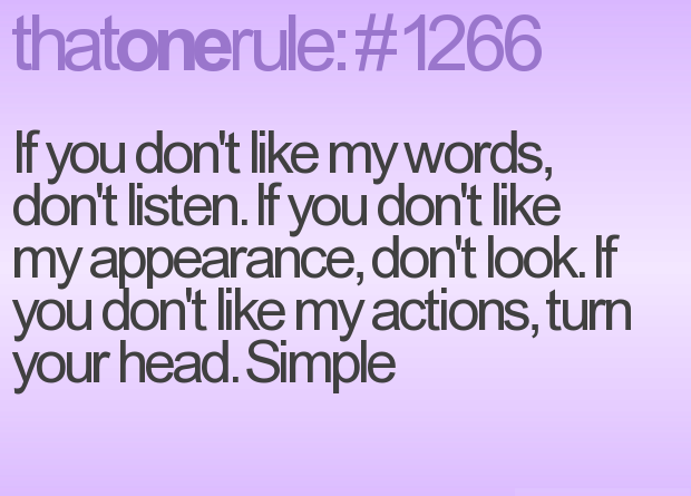 Quotes About If You Dont Like Me 80 Quotes