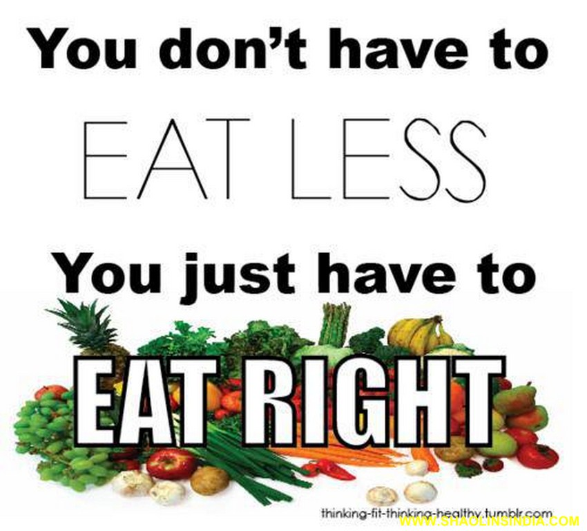 Quotes About Eating Right 84 Quotes