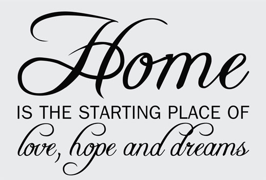 quotes about home address quotes