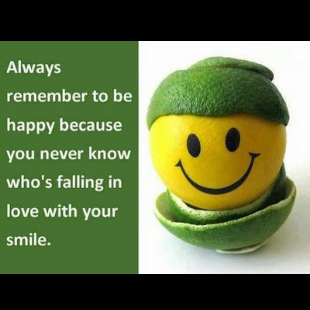 Quotes about Smile and happiness (64 quotes) for Always Smile Quotes Images  165jwn