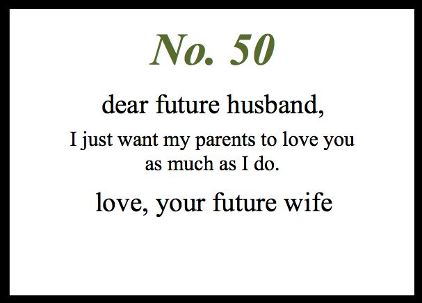 Quotes about My future husband (37 quotes)