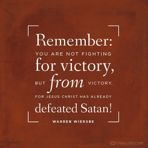 Evil Satan Qoutes: Quotes About Victory Over Evil (22 Quotes