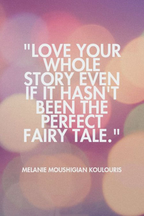 Quotes about Fairytale love stories (22 quotes)