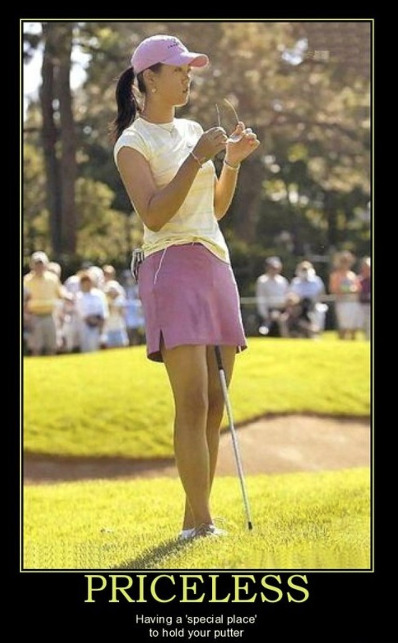 Quotes about Lady golfers (23 quotes)