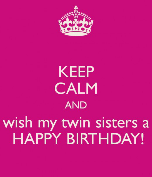Quotes about Birthday twins (22 quotes)