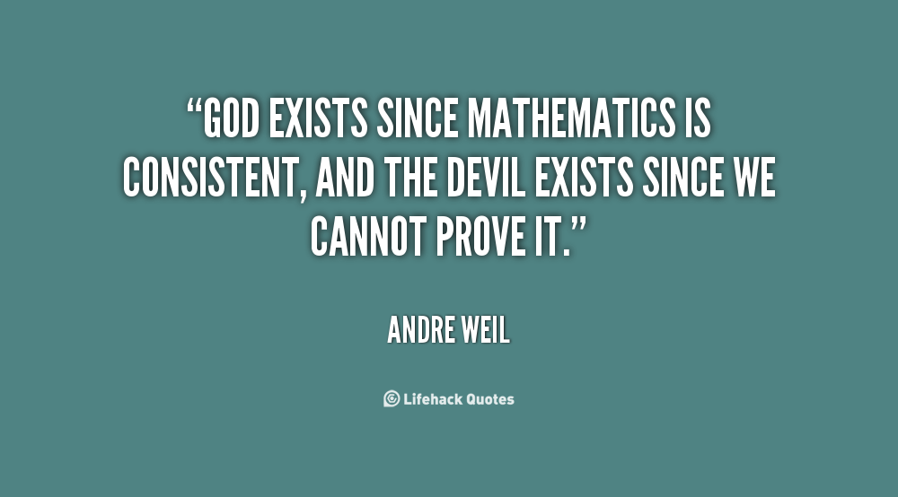 an analysis of the existence of godsince the idea of god Summary any complete analysis of the knowing process must that innate ideas do not exist and that the proper use of to show that the idea of god is.