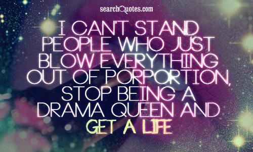 quotes about drama family quotes