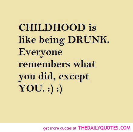 quotes about childhood quotes